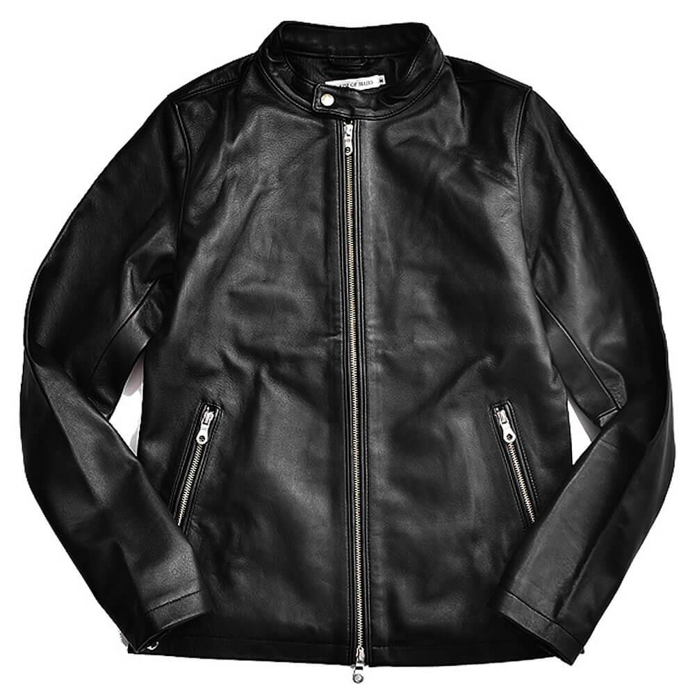 大人がレザージャケットを着る理由とは?その魅力をプロが語る。